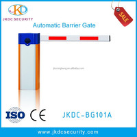 Aluminum Alloy Straight Arm 1-6s barrier gate for vehicle access control