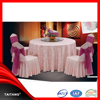 Made In China Heat Resistant Designs Round Restaurant Table Cloth