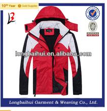 las mujeres 2014 nueva chaqueta de esquí de fábricas de ropa en china