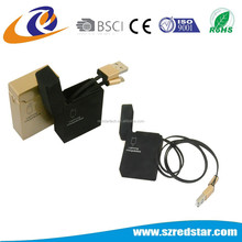 Novel product lighter case mirco usb cable