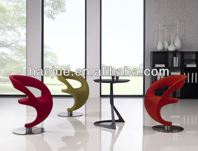B269 moderne pivotant chaise salon chaise longue for Chaise longue speciale