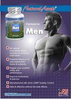 Strong Capsules for Men's Power, Energy, Stamina & Endurance