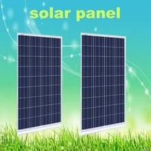 CE Certificate Poly 5W to 300W solar panel 100w