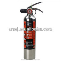 portable fire extinguisher 0.5kg fire hose