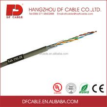 Alambre red de CABLE FTP CAT5E con del mensajero MADE IN CHINA