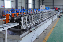 Cold rolled door frame roll forming line