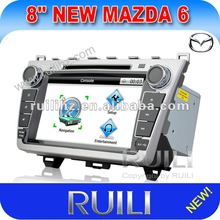 Car gps for mazda 6 with TV/AM/FM/Ipod