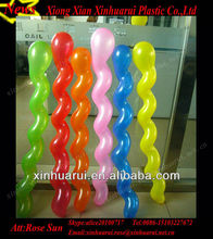 Latex Halloween Party Twisting Balloon Toys Spiral Ballons China Suppliers EN71