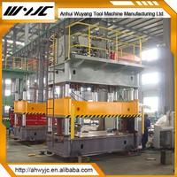 800 Tons deep drawing hydraulic press machine for stainless steel kitchen sink