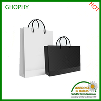 cheap brown paper bag with handles
