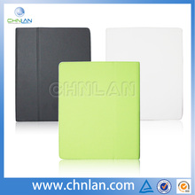 hot selling 4 Folding smart Leather cover for iPad Air minion case