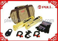4wd recovery kits electric winch accessory kits A 8pcs