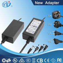 UL Class 2 desktop power supply 12v 3000ma