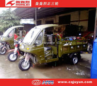 heavy loading Tricycle in 2015/Semi Cabin Cargo Tricycle made in China HL150ZH-AS05