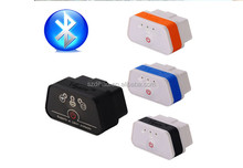 DIHAO ICar Vgate icar 2 Bluetooth ELM327 OBD OBDII OBD2 /Wifi ELM 327 Car Diagnostic Tool Support Android/ IOS/PC
