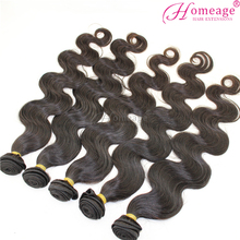 homeage natural long body wave extension 8a grade new eurasian hair alibaba best wholesale virgin hair vendors