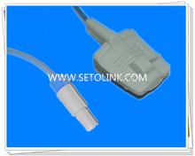 BCI 9100/ Advisor/Autocorr/Torr/Mini Torr Plus Reusable SPO2 Sensor Cable