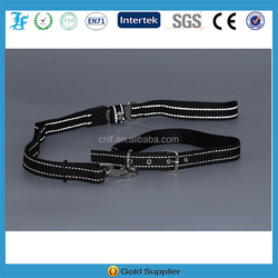reflective tape pet dog collar and leash,pet supplies