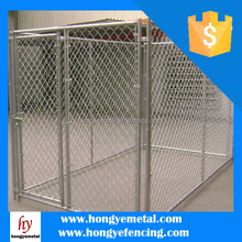 Low Carbon Steel Fence Dog Kennels