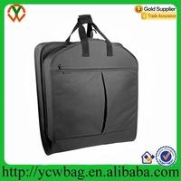 Wholesale Cheap 600D Polyester Foldable Garment Bag Suit Bag