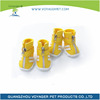 Lovoyager Wholesale fabric dog boots with CE certificate