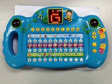 Attractive turque ordinateur apprentissage jouets avec LED