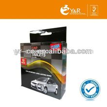 2015 High Quality Fast Dissolve Windshield Washer Tablets