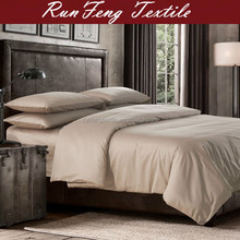 Hotel collection 300 thread count sateen 4 piece duvet cover set