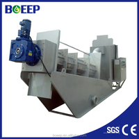 High efficiency tannery sludge dewatering machine (MYDL351)