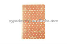 school used colorful sewn notebook/promotional gifts 2013 /fashion popular sewn notebook