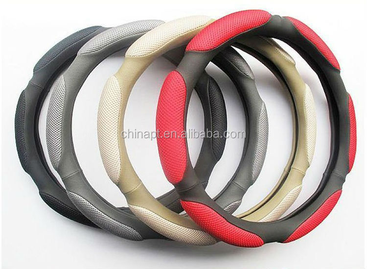 Soft And Temperature Resistant Heated Car Steering Wheel Cover