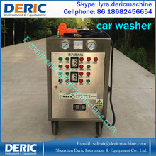 Steam Car Wash Machine With Electric, LPG, Diesel Energy/No-boiler Type