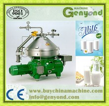 Factory Directly Provide Skim Milk and Cream Oil Separator
