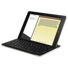 2015 Aluminum Stand Groove Keyboard Bluetooth Ultra-thin Wireless Keyboard For Ipad Air