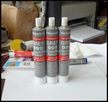 aluminum medicine cream tube, squeezed tube,foundation cream tube
