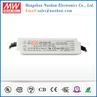 Mean Well 60W 48V Single Output Switching Power Supply 60w constant voltage dimmable led driver/meanwell power supply