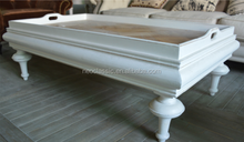 High Quality Dutch Industrial Wooden Coffee Table
