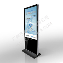 42''/46''/55''/65'' Floor Standing Lcd Advertising display CE/ROHS read by USB S5-2