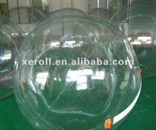 New design inflatable water running ball