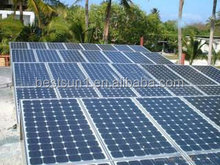 complete CE/TUV new design BFS- 10000w solar power system