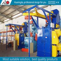 Q376E China suppliers hanger type shot blasting machine foundry machinery