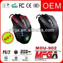 best wired optical gaming mouse 2012