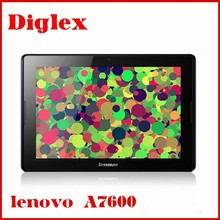 wholesale 10.1 inch tablet Lenovo A7600 A10-70 1GB 16GB MTK8382 1.3GHz Quad Core WIFI 3G phone call Bluetooth multi-language