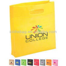 non woven die cut shopping bag