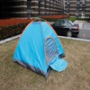 waterproof canvas long road camping tent