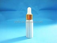 essential oil 15ml aluminum cosmetic bottle