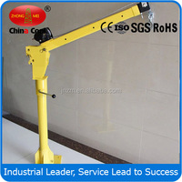 HP1000 12V DC small electric hoist winch truck crane
