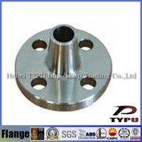 High Quality and Low price Carbon Steel Integral Flange Design