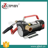 Self-Priming Refueling Pump for Fuel Dispenser