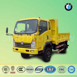 Sinotruk CDW car carrier cement dump truck for sale